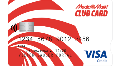 mediamarkt club card visa